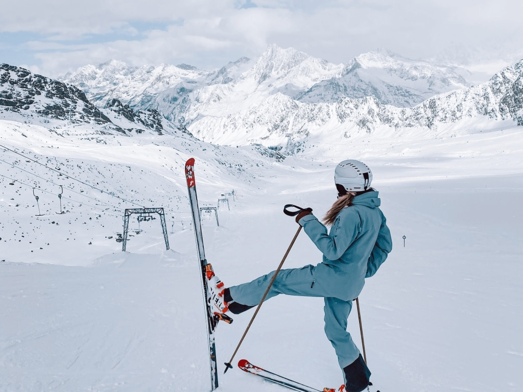 How to ski | 3 reasons for why to ski in autumn, even during COVID-19