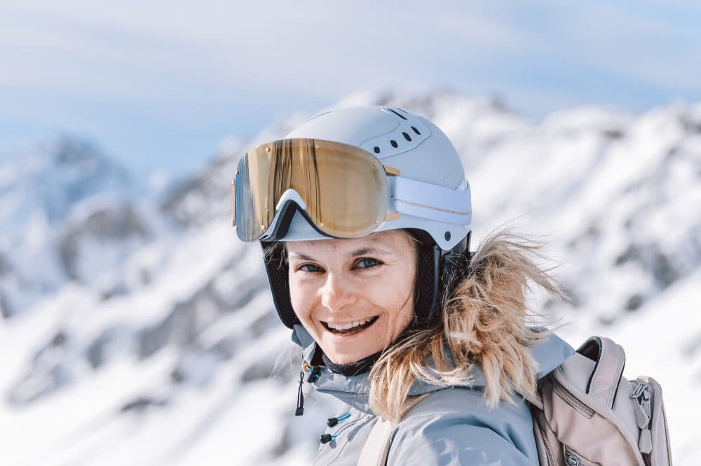 How to ski | 5 technical information about ski helmets