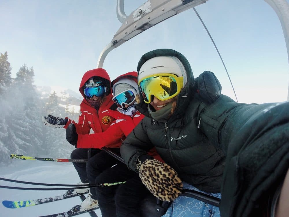 How to ski   5 reasons why you should book a ski instructor